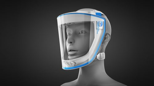 PROTOTYPUM FACEMASK: FULL-FACE MASK FOR HEALTHCARE PROFESSIONALS