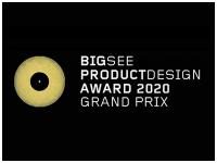 BigSEE PRODUCTDESIGN AWARD 2020 - GRAND PRIX