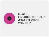 BigSEE PRODUCTDESIGN AWARD 2020 - WINNER