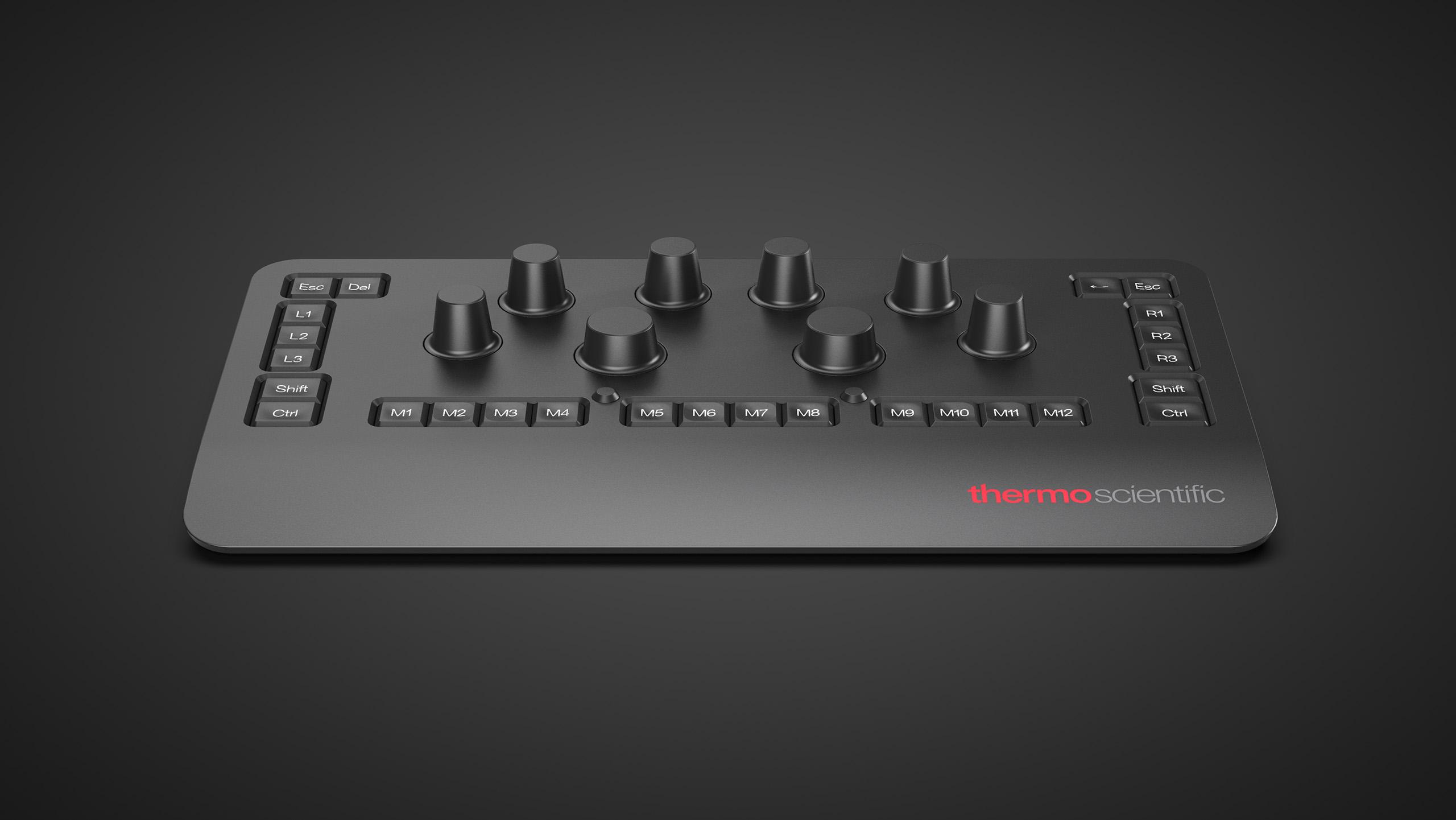intro thermo scientific keyboard