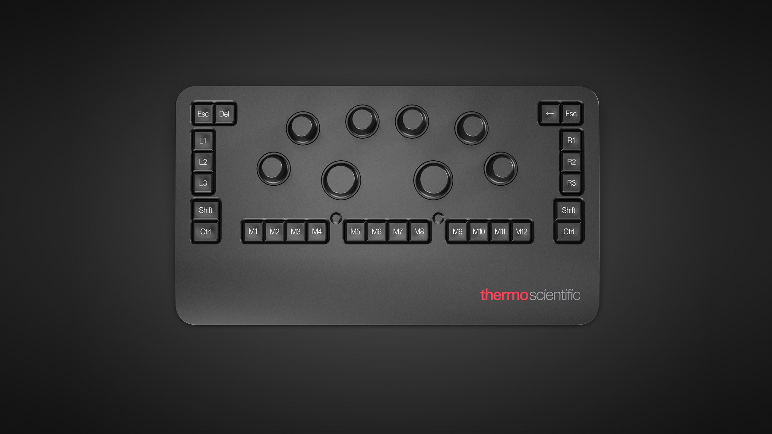 thermo scientific keyboard top